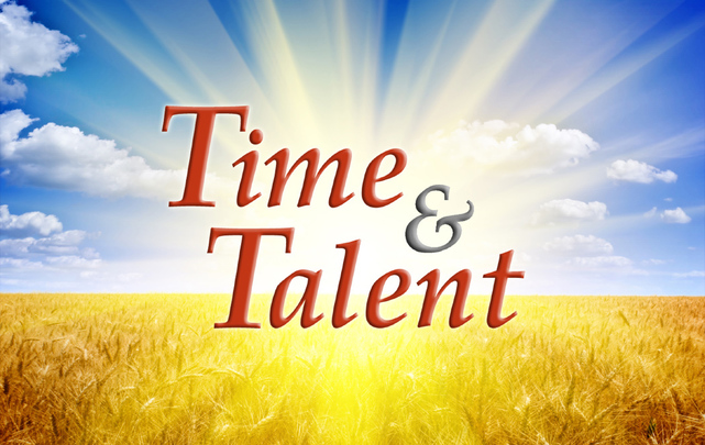 Image result for time and talent
